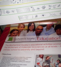 Biochemical Society Stand Image