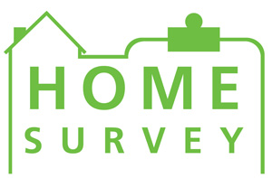 Home Survey logo